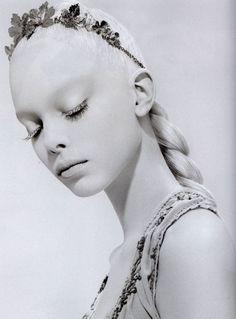 headswillrollbaby:  Pure,Tanya Dziahileva.