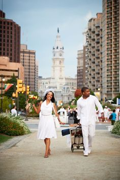Her Philly: Dîner en Blanc Philadelphia {Everything You Need To Know}