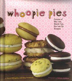 must have cookbook #whoopiepies