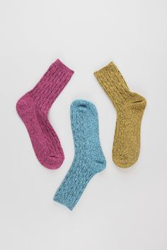 Cable Knit Sock Set - THE WHITEPEPPER http://www.thewhitepepper.com/collections/cosy-winter-collection/products/cable-knit-sock-set