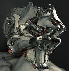 sku77 :: helmet on Behance