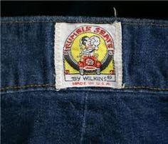 Rumble Seat jeans