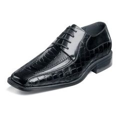 Check out the Santino by Stacy Adams - for true men of style and distinction. www.stacyadams.com
