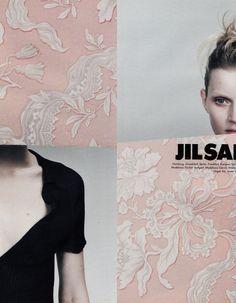 Jil Sander S/S 1996 ad campaign (photo Craig McDean)