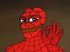 Spiderman pepe