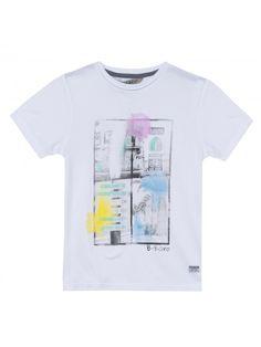 Camiseta Blanco B-Karo