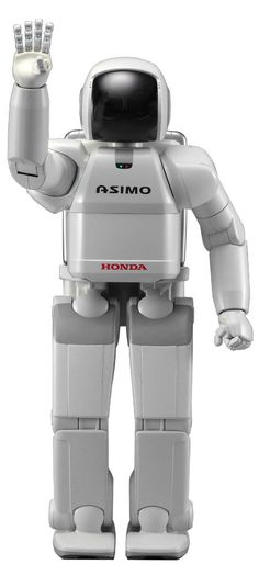 HONDA ASIMO HUMAN ROBOT PRINT POSTER - ROBOT POSTER