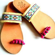 Thumb 20170519200141 604161f8 Boho Sandals, Slip On, Handmade, Shoes, Fashion, Moda, Hand Made, Shoes Outlet, Fashion Styles