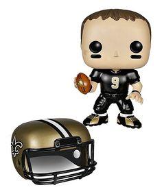 82343f9da Drew Brees POP NFL Wave 1 Figurine Soccer Games For Kids