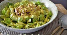 Avocado Recipes, Salad Recipes, Diet Recipes, Cooking Recipes, Healthy Recipes, Greek Desserts, Greek Recipes, Avocado Tuna Salad, Greek Cooking