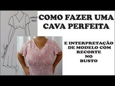 DIY : Como corrigir decote e cava que ficou muito grande - Aula 41 - YouTube Couture, Sewing Hacks, Baby Dress, T Shirts For Women, Tips, Mens Tops, Crafts, Pattern Sewing, Sewing Tips