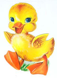 Vintage Duckling