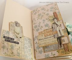 Hello and welcome to this picture heavy post of my first Junk Journal using the Eileen Hull die. I have had so much fun so far and i...