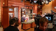 Paula on Live with Kelly and Michael