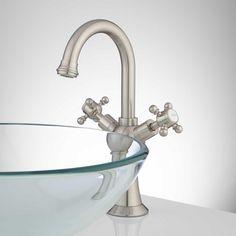 Danelle Single-Hole Vessel Faucet - Vessel Sink Faucets - Bathroom Sink Faucets…