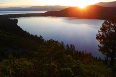 Fallen Leaf Lake.  My happy place.