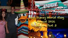 Drinking Beverly, Mexico and Meeting Donald Duck! | Walt Disney World Vlog | Day 4 | Part 3 - YouTube