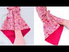 Umbrella sleeves cutting and stitching in Hindi - YouTube
