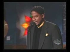 """Amazing Performance and Rendition of the classic, """"My Funny Valentine"""" performed by the Kyle Barker character (T.C. Carson) who was trying to fight his feeling toward Maxine 'Max' Shaw (Erika Alexander) in this episode of Living Single."""