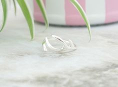 Sterling Silver Antler Ring by BeetrootLondon on Etsy Antler Ring, Antlers, Bling, Beetroot, Sterling Silver, Unique Jewelry, Balcony, Handmade Gifts, Extensions