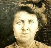 Martha Rendell (1871-1909) Australian sadist who tortured/murdered her lover's children by painting the backs of their throats with hydrochloric acid, under the pretense of giving them medicine. After three of the kids were dead, the fourth ran away and alerted his mother, who called the police. Rendell was arrested and hanged.