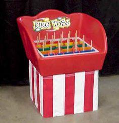 Risultato immagine per Build Your Own Carnival Games School Carnival, Carnival Birthday Parties, Carnival Themes, Circus Birthday, Birthday Games, Circus Party, 50th Birthday, Carnival Booths, Circus Theme