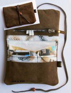 Dreherbeutel Tobacco bag Drehertasche tobacco pouch