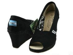 Toms Wedges Shoes Black Canvas Womens : Toms Outlet,Cheap Toms Shoes Online, Welcome to Toms Outlet.Toms outlet provide high quality toms shoes,best cheap toms shoes,women toms shoes and men toms shoes on sale.You will enjoy the best shopping.