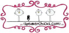 Honored to belong to a fabulous group of women, The Speaker Chicks, who speak and write and teach because they LOVE helping others live remarkable lives.