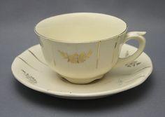 Arabia, Irja, Reinhard Richter Coffee Cups, Tea Cups, I Cup, Drinking Tea, Cup And Saucer, Finland, Retro, Tableware, Vintage