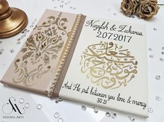 Champagne gold theme canvas