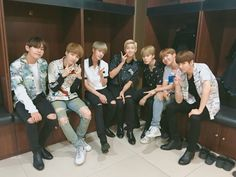 [BTS Office Trans Tweet] ❤ [#오늘의방탄] 쇼챔으로 마닐라를 뜨겁게 불태운 #방탄소년단 입니다 / [#TodaysBangtan] This is #BTS who performed and set Manila on fire at Show Champion #BTS #방탄소년단