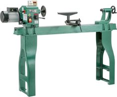 What's the best wood lathe for the money? Best budget wood lathe buying guide? What are the key features of wood lathe? Let's find out! #WoodLathe #bestwoodlathe #woodlathereview Hobby Lathe, Best Wood Lathe, Hobby Electronics Store, Hobby Desk, Cast Iron Beds, Hobby Shops Near Me, Lathe Machine, Wood Turning Lathe, Lathe Projects