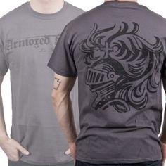 OFFICIAL ~ ARMORED SAINT La Raza T-Shirt