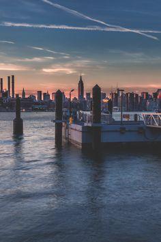 Sunset in NY - by: JaSny
