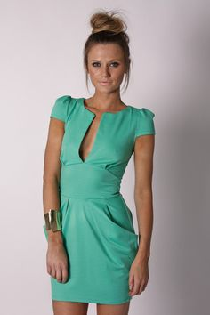 Teal/aqua dress! Love the design of this dress. Absolutely adore the color and the dress over all!!!