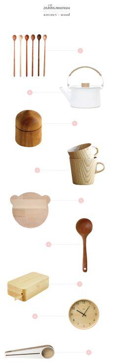 i love Wooden Stuffs