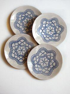 modern ceramic plate set www.etsy.com/de/shop/ceralonata