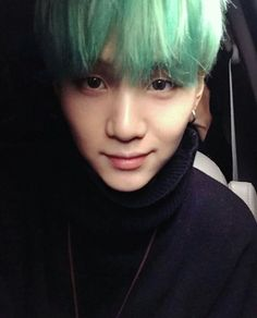 Min Yoongi - Suga from BTS