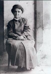 Camille Claudel en Montdevergues, 1929