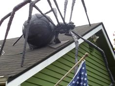 giant spider prop | Prop Showcase: Giant Spider Build from TK421 - Page 16