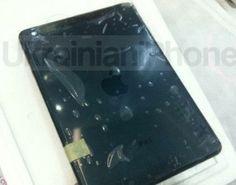 Leaked iPad Mini Pics Show Nano-SIM Card Slot, Anodized Aluminum Casing