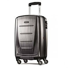 Carry-on Luggage Collections | Samsonite Winfield 2 Fashion 20 Spinner Charcoal 20inch >>> You can find out more details at the link of the image.(It is Amazon affiliate link) #follow4follow