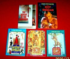 5 Indian In The Cupboard Complete Series Lynne Reid Banks Chapter Books RL 5.5