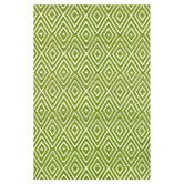 Found it at AllModern - Woven Sprout Diamond Indoor/Outdoor Area Rug