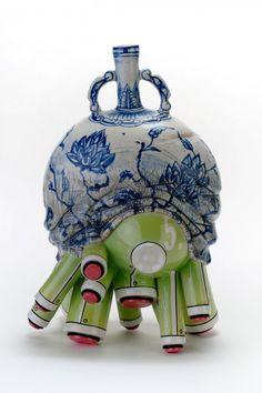 The hybrid sculptures of Brendan Lee Tang. Brilliant.
