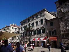 Praça de Montenegro-Kotor