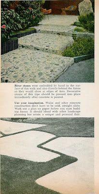 Kiss my Aster!: Vintage Garden Ideas