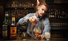 1920s bartender