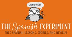 Tools for learning Spanish online. Children's stories translated into Spanish, free Spanish lessons, and course reviews. Great for beginner to intermediate learners.